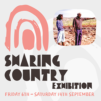 Sharing Country Exhibition