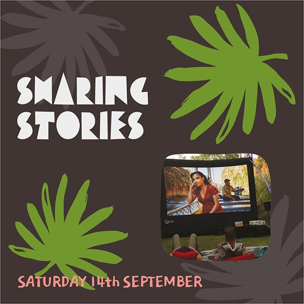 Sharing Stories - Movie Night