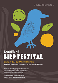 Katherine Bird Festival Program