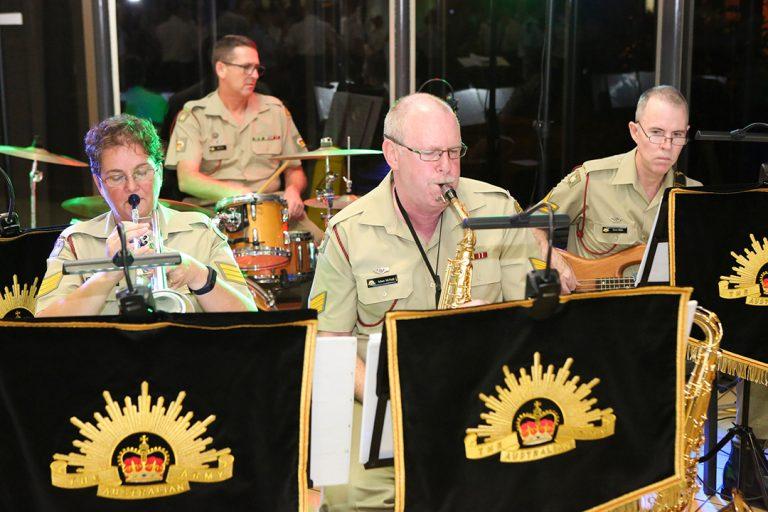 Australian Army Band Darwin